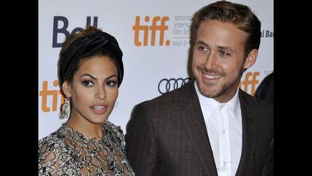 Eva Mendes y Ryan Gosling se convirtieron en padres