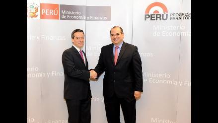 Alonso Segura asumió cargo como ministro de Economía