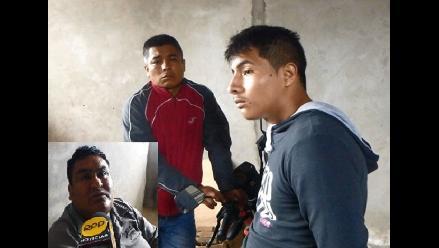Chiclayo: padre e hijo entre los detenidos con cerca de 50 kilos de droga