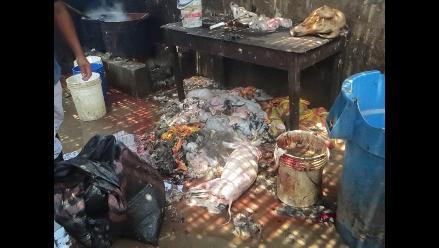 Chiclayo: Fiscalía interviene camales clandestinos