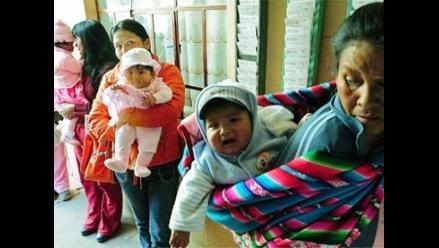 Incrementa a cerca de 10 mil los casos de IRAS en Andahuaylas