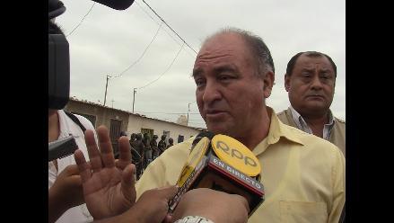 Alcalde de Chiclayo no se presenta a juicio oral por estar enfermo
