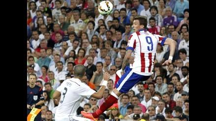 Atlético de Madrid: Mario Mandzukic sufre fractura de nariz y será operado