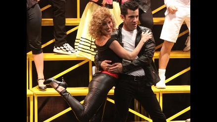 Leslie Shaw y Tati Alcántara deslumbran en el musical ´Grease´