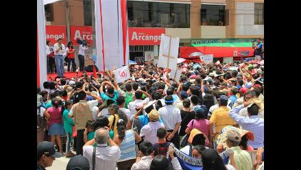 Ollanta Humala encabezará Consejo de Ministros en Rioja