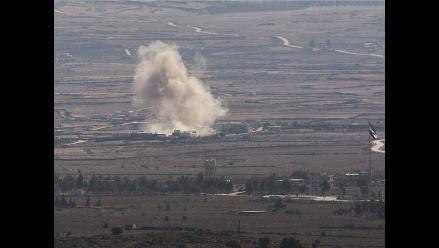 EEUU bombardea un campo de entrenamiento del EI y ultima ofensiva en Siria