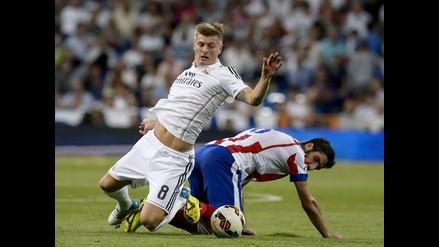 Löw: Kroos triunfará en el Real Madrid, puede jugar en cualquier equipo