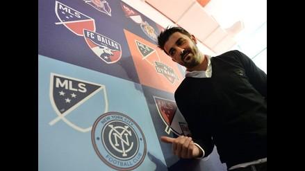 David Villa pide continuidad de Vicente Del Bosque en selección española