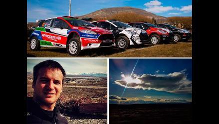 Nicolás Fuchs listo para afrontar el Rally de El Calafate en Argentina