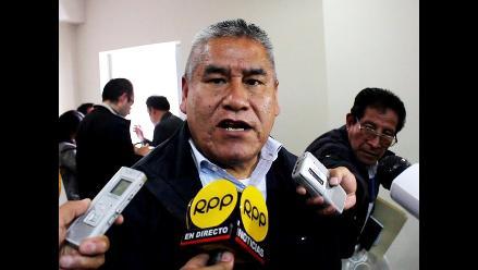Huancayo: viceministro anunció mejoramiento de la Carretera Central