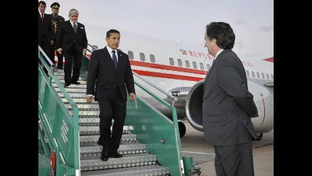 Congreso revisará solicitud de Ollanta Humala para viajar a la ONU