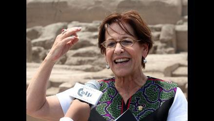 Susana Villarán dice que ´el veredicto final se da en las urnas´