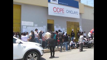 Chiclayo: detectan que familiares de candidatos son miembros de mesa