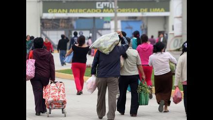 EMMSA: El 80% de puestos del Mercado Mayorista atendieron normalmente