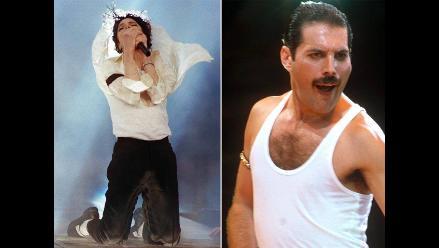 Revivirán a Freddie Mercury y Michael Jackson