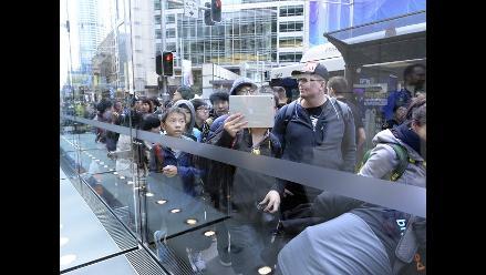 iPhone 6 a la venta: kilométricas colas en todo el mundo