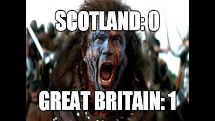 Los mejores memes del referéndum en Escocia