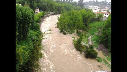 Pataz: alertan sobre torrenciales lluvias en Tayabamba