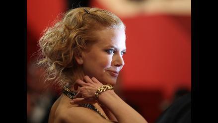 Nicole Kidman le dio un triste último adiós a su padre
