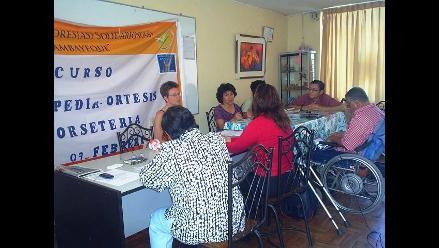 Chiclayo: brindan taller de liderazgo para personas con discapacidad