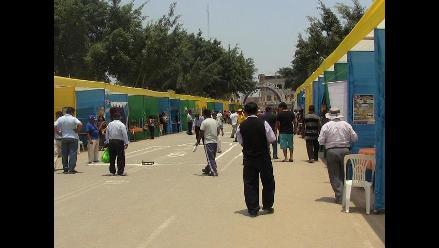 Chiclayo: diversos productos se exhibieron en la VII Feria Birregional