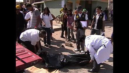 Cajamarca: hallan cuerpo sin vida en puerta de cementerio