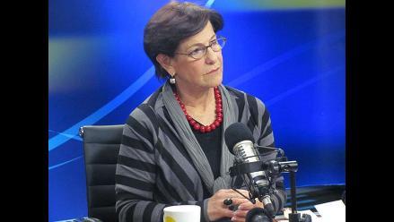 Susana Villarán niega que esté recibiendo asesoramiento de Luis Favre