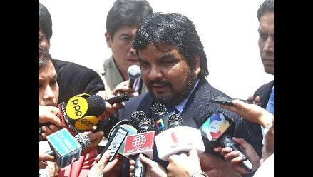 Arbizu: Fiscal se equivoca al decir que audios de Gagó fueron editados