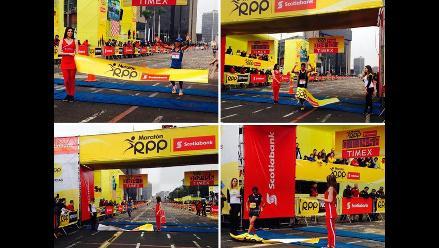Maratón RPP: conoce los primeros puestos en cada categoría