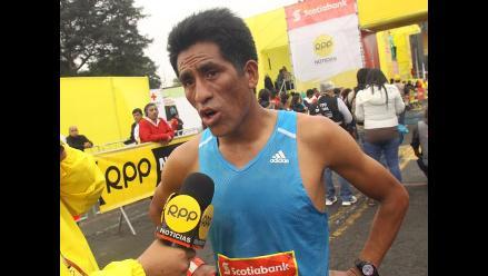 Padre de Raúl Machacuay felicita a su hijo por ganar Gran Maratón RPP