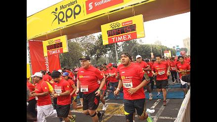 Gran Maratón RPP: vive la partida de los 10KM