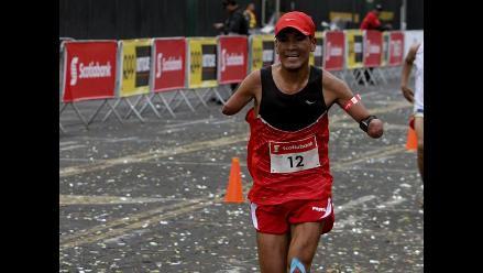 Personas ejemplares: ellos también corrieron en la Maratón