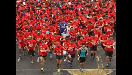 Maratón RPP 2014: así fue la partida de los 21KM
