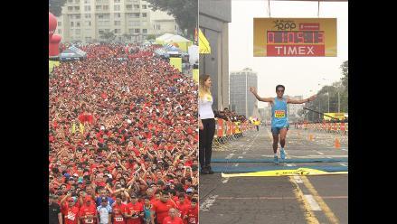Revive en imágenes la Gran Maratón RPP Scotiabank 2014