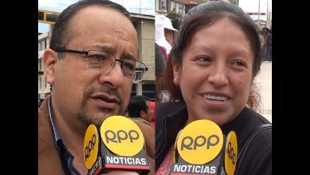 Huancayo: población felicita a atletas ganadores de la maratón de RPP