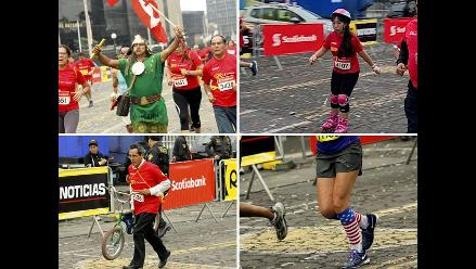 Momentos curiosos de la Maratón RPP 2014