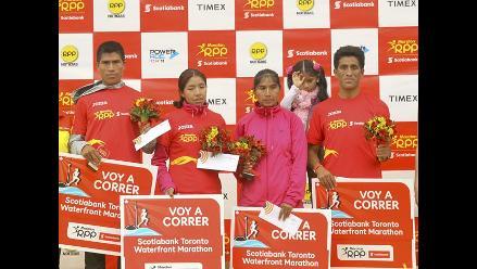 Maratón RPP 2014: así fue la premiación de cada categoría