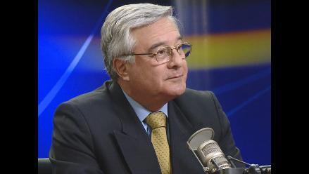 Javier Bedoya: PPC está conforme con respuestas de ministro Mayorga