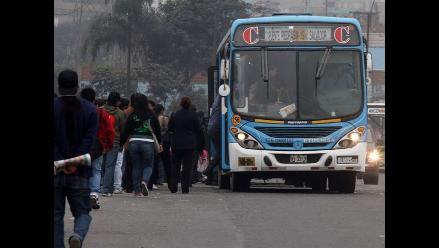 Déficit de inversión en transporte bordea los US$50 mil mllns