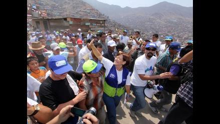 JEE Lima Centro desestimó pedidos para excluir candidatura de Villarán
