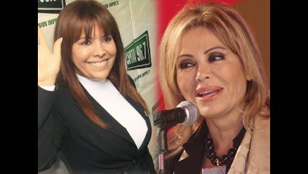 Rating: Magaly Medina volvió a vencer a Gisela Valcárcel
