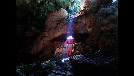 Espeleólogos españoles arribarán a Amazonas para rescate