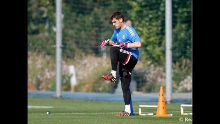 Iker Casillas irá al banco de suplentes en el Real Madrid vs. Elche