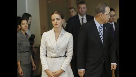 Emma Watson: fue ovacionada por discurso en la ONU