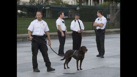 Intruso de la Casa Blanca tenía 800 cartuchos en su vehículo, según fiscal
