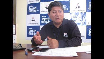 Chiclayo: autoridades electorales niegan que se prepare un fraude
