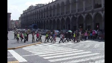 Radiación ultravioleta superó nivel 11 en Arequipa