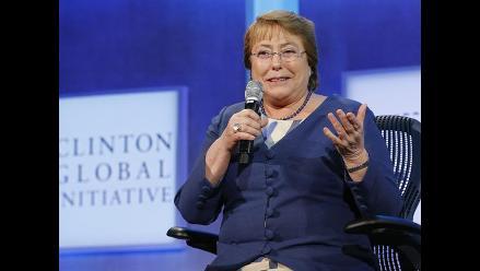 Bachelet apuesta por la educación como arma contra la desigualdad