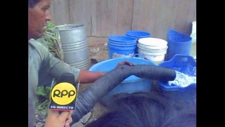 Arequipa: agua potable no es apta para el consumo humano