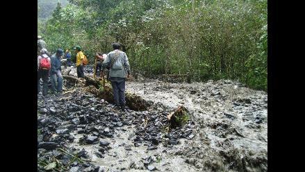 Cusco: tres personas mueren por huaico en La Convención
